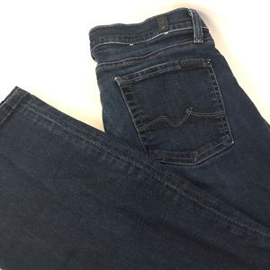 """7 For All Mankind Women's Jeans Size 29 Inseam 31"""""""